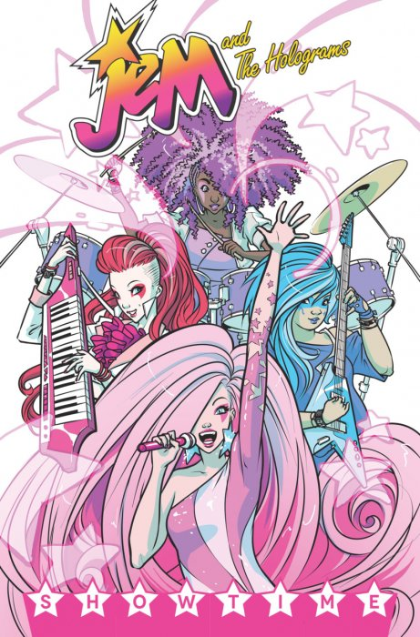Jem and the Holograms Vol.1-3 Complete