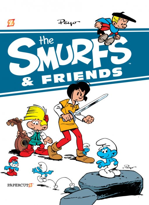The Smurfs and Friends Vol.1