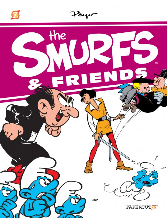 The Smurfs and Friends Vol.2