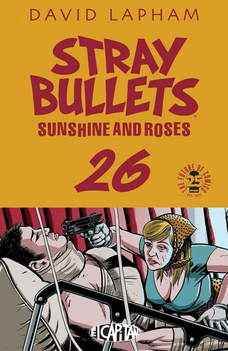 Stray Bullets - Sunshine & Roses #26