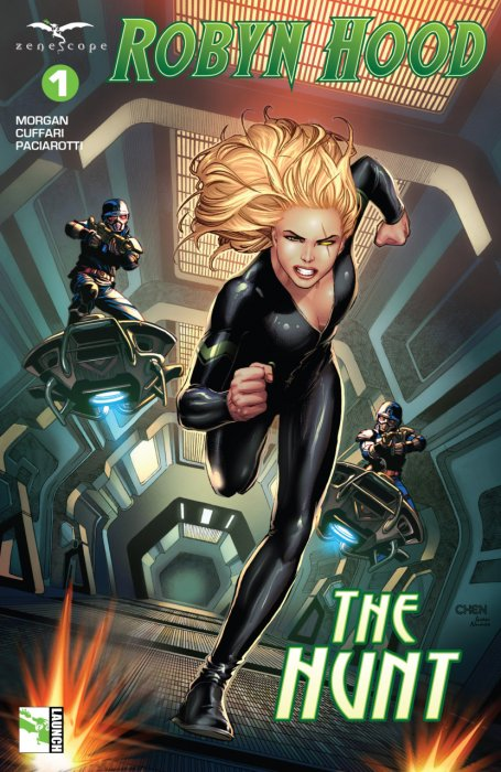 Robyn Hood - The Hunt #1