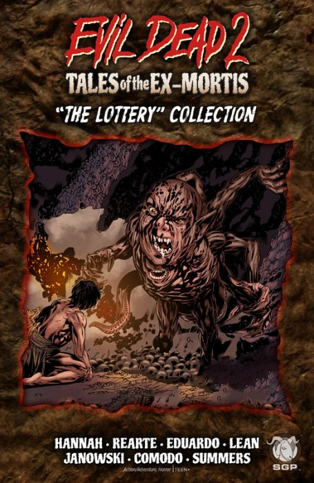 Evil Dead 2 - Tales Of The Ex-Mortis - The Lottery