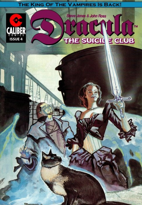 Dracula - The Suicide Club #4