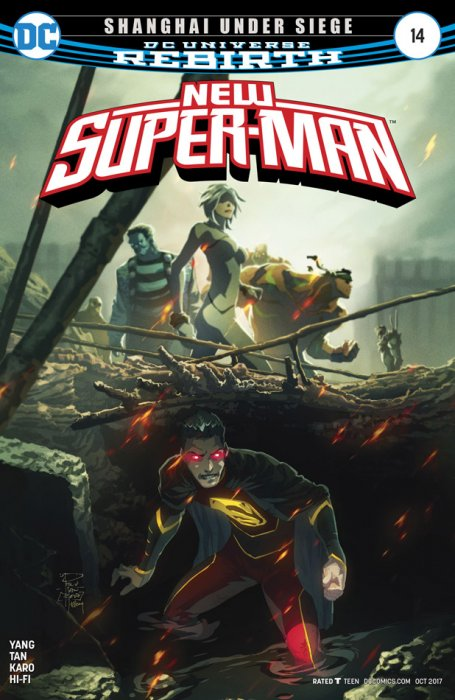 New Super-Man #14