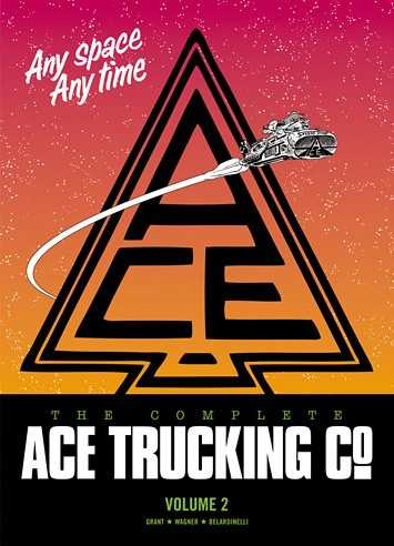 The Complete Ace Trucking Co. Vol.2