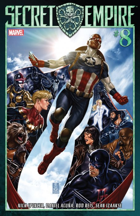 Secret Empire #8