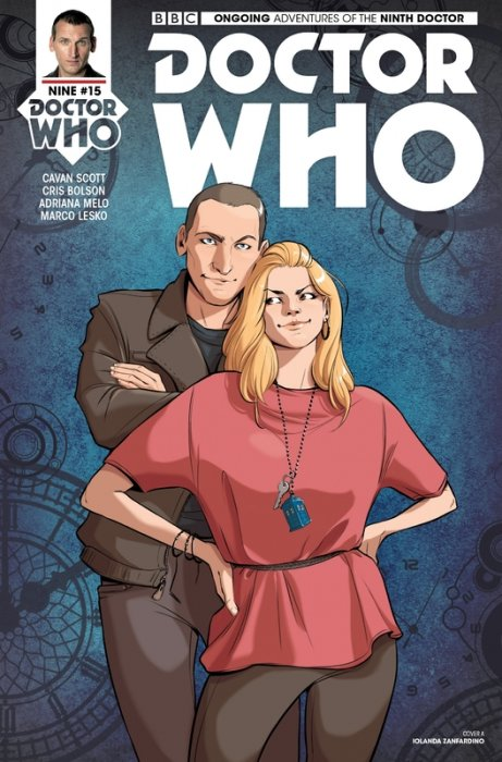 Doctor Who - The Ninth Doctor - Ongoing #15