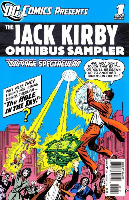 DC Comics Presents - The Jack Kirby Omnibus Sampler #1