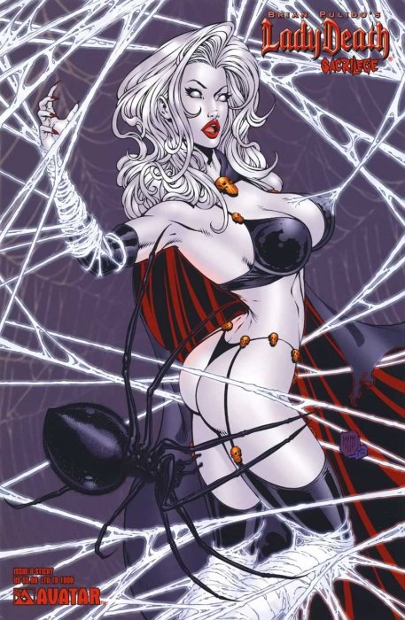 Lady Death - Sacrilege #0-2 Complete