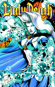 Lady Death - The Oddysey #0-4 Complete