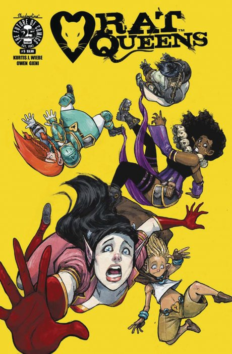 Rat Queens Vol.2 #5
