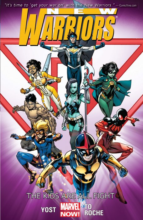 New Warriors Vol.1 - The Kids Are All Fight