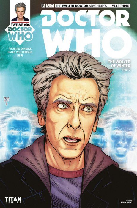Doctor Who - The Twelfth Doctor Year Three #6