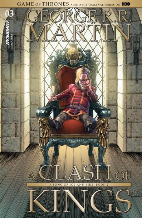 George R.R. Martin's A Clash of Kings #3