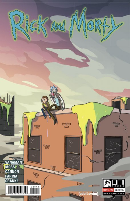 Rick and Morty #29