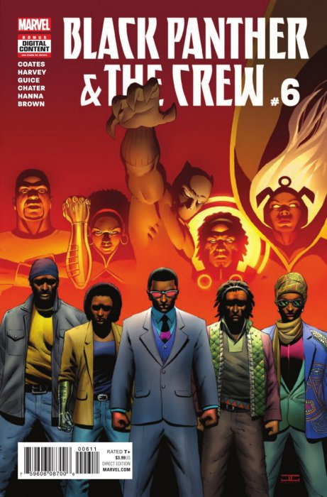 Black Panther - the Crew #6