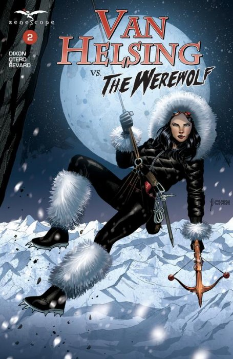 Van Helsing Vs. The Werewolf #2