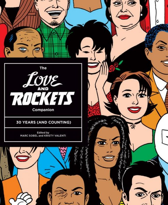 The Love and Rockets Companion #1 - TPB