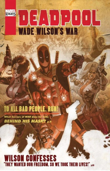 Deadpool - Wade Wilson's War #1 - TPB