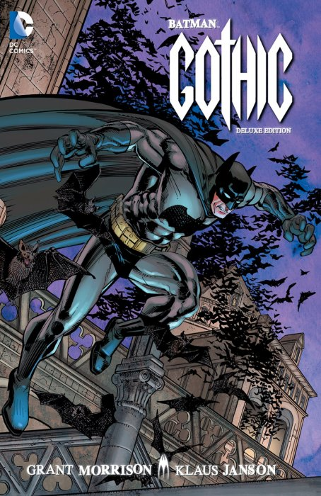 Batman - Gothic Deluxe Edition #1 - HC