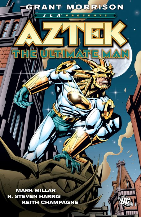 JLA Presents - Aztek the Ultimate Man #1 - TPB