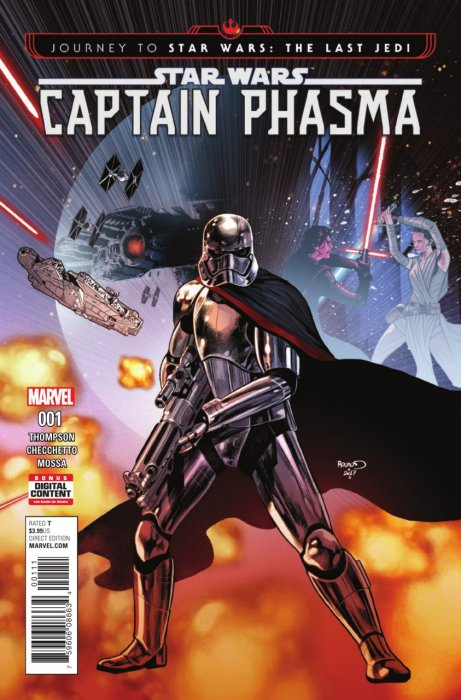 Journey to Star Wars - The Last Jedi - Captain Phasma #1