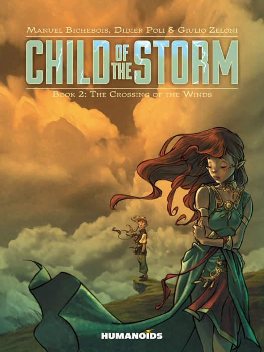 Child of the Storm #2 - The Crossing of the Winds