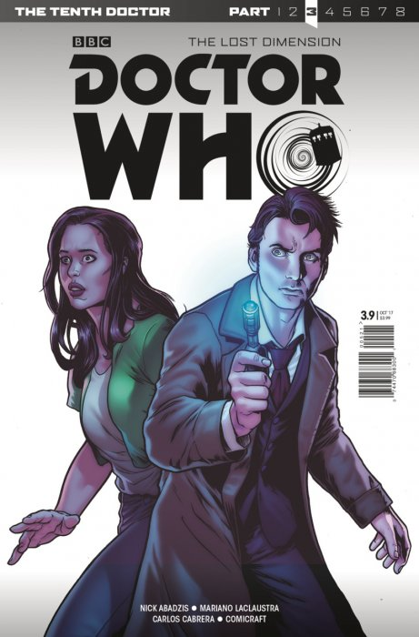 Doctor Who - The Tenth Doctor Year Three #9