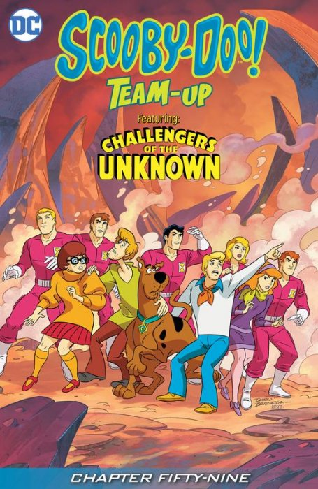 Scooby-Doo Team-Up #59