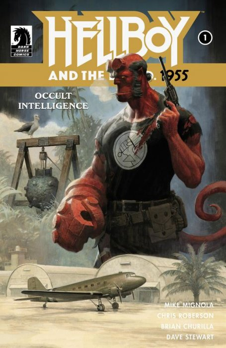Hellboy and the B.P.R.D. - 1955 - Occult Intelligence #1