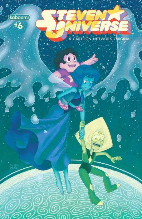 Steven Universe Ongoing #6