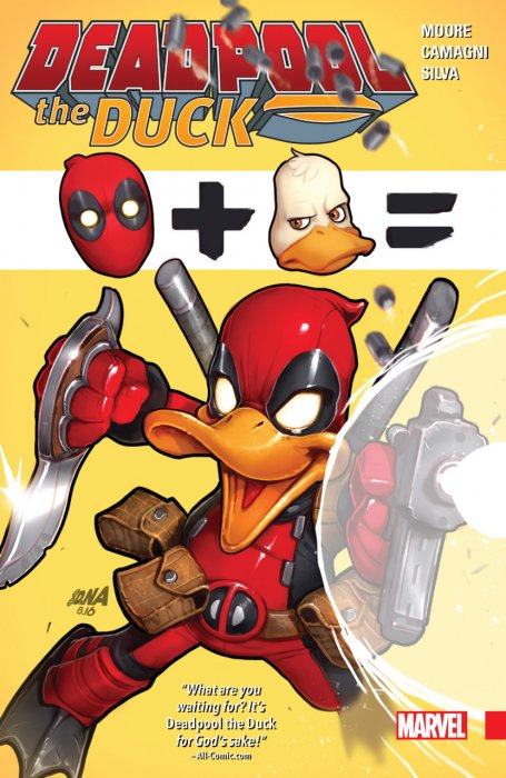 Deadpool the Duck #1 - TPB