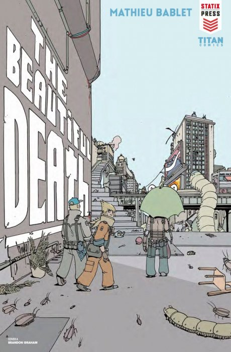 The Beautiful Death #1