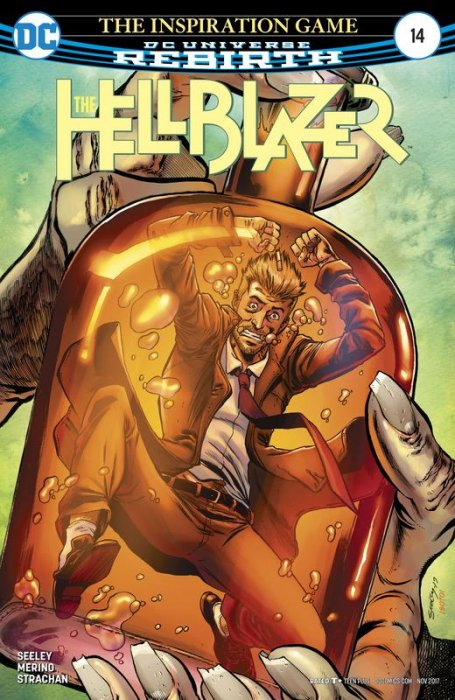 The Hellblazer #14