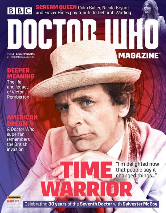 Doctor Who Magazine Pdf