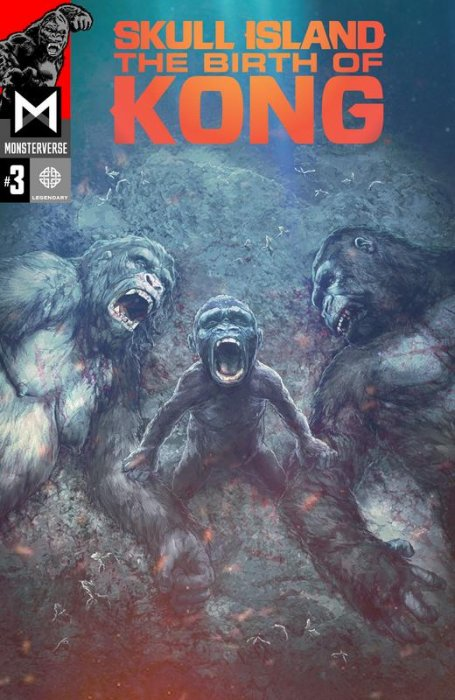 Skull Island - The Birth Of Kong #3