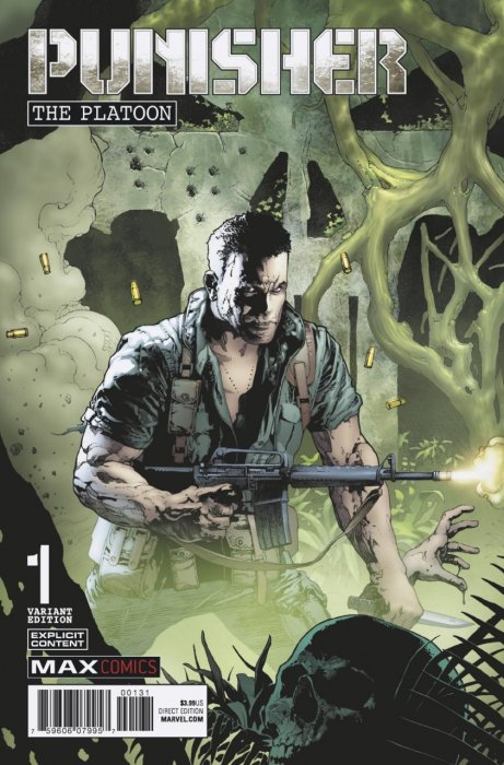 Punisher - The Platoon #1