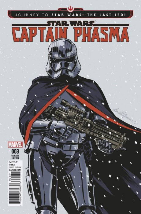Journey to Star Wars - The Last Jedi - Captain Phasma #3