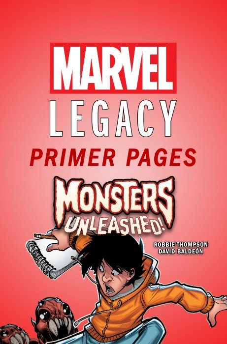 Monsters Unleashed - Marvel Legacy Primer Pages #1