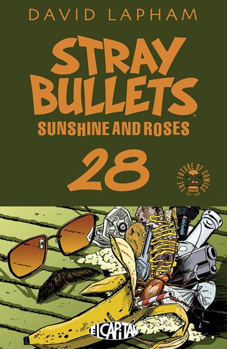 Stray Bullets - Sunshine & Roses #28