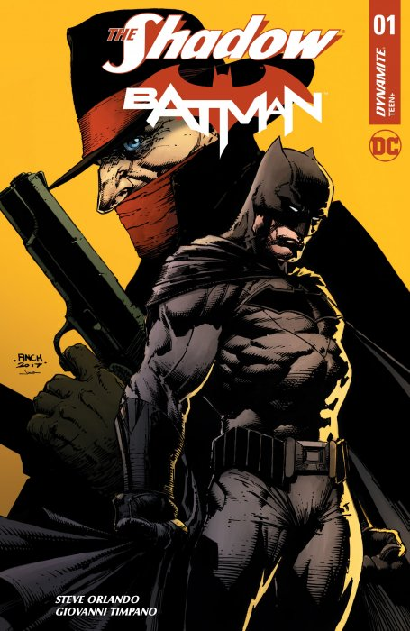 The Shadow - Batman #1