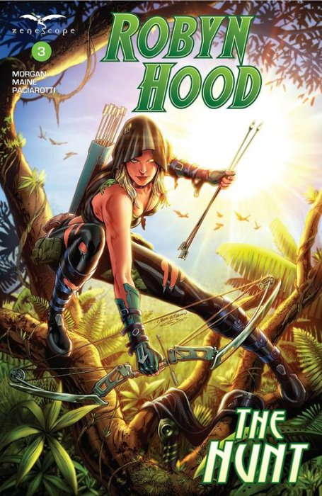 Robyn Hood - The Hunt #3