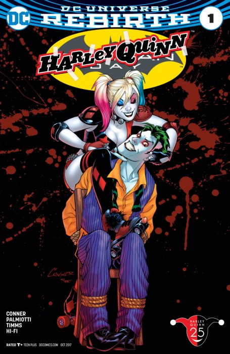 Harley Quinn Batman Day Special Edition #1