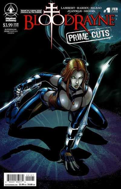 BloodRayne - Prime Cuts #01-04 Complete