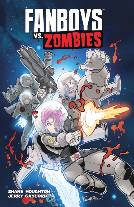 Fanboys vs. Zombies Vol.4 - Apollo Z
