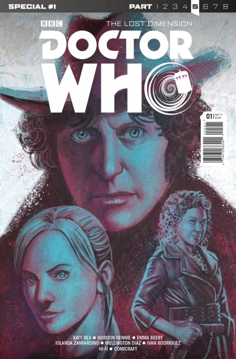 Doctor Who - The Lost Dimension Special  #01