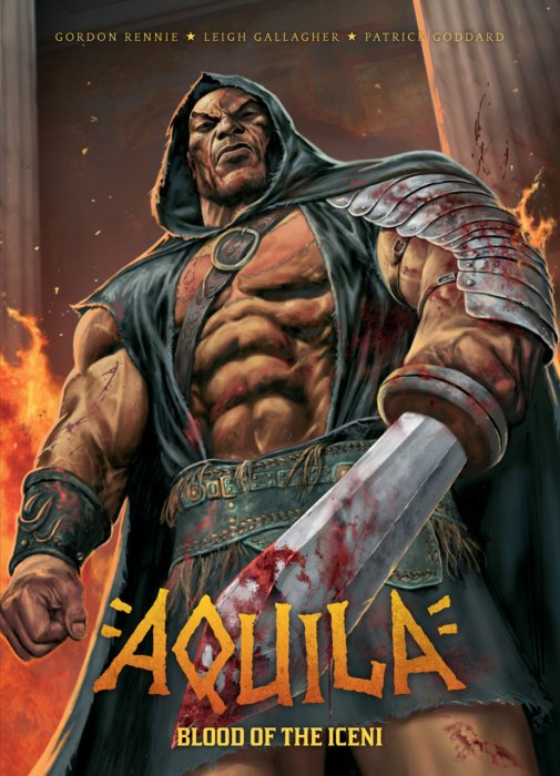 Aquila Vol.1 - Blood of the Iceni