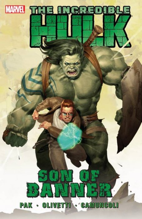 Incredible Hulk Vol.1 - Son of Banner