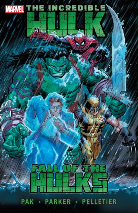 Incredible Hulk Vol.2 - Fall of the Hulks