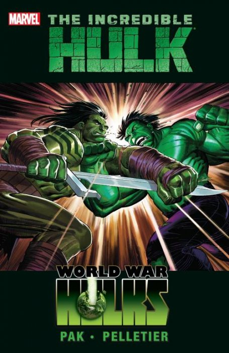 Incredible Hulk Vol.3 - World War Hulks